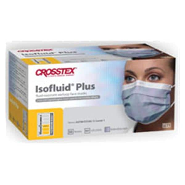 40 antimicrobial surgical mask