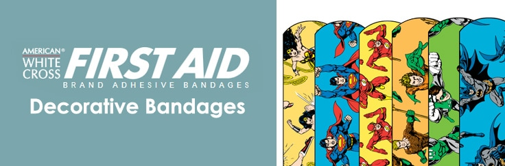 Decorative Bandages